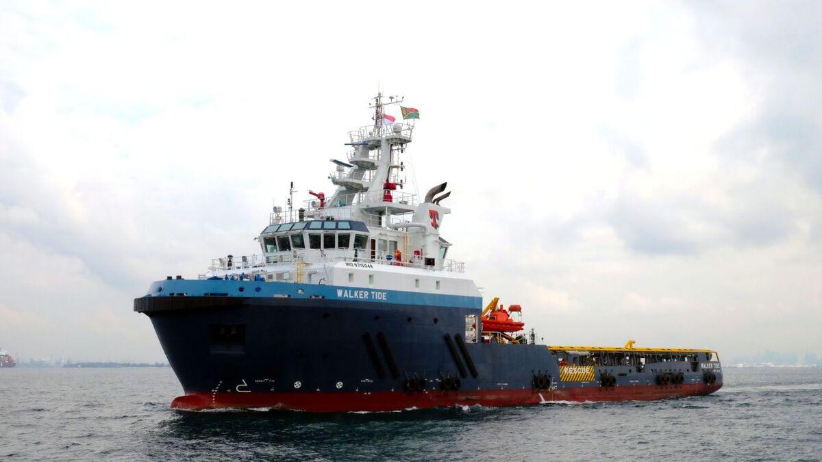 Tidewater OSV is upgraded with Inmarsat Fleet Xpress (source: Inmarsat)