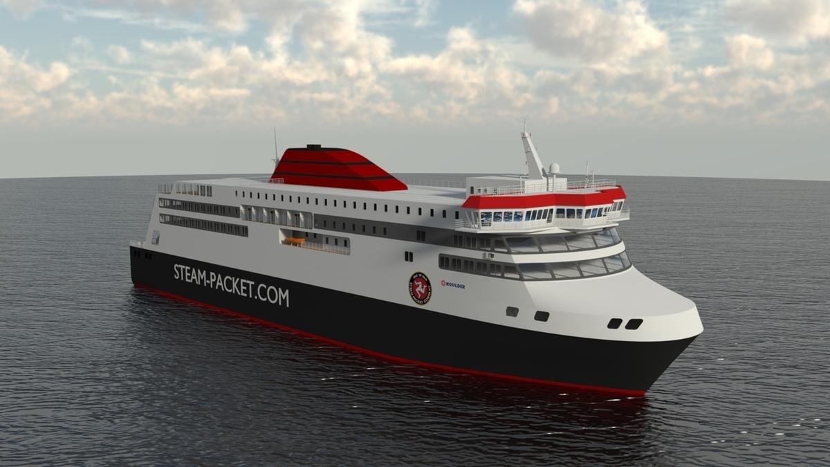 Wärtsilä to supply hybrid propulsion for Isle of Man ferry