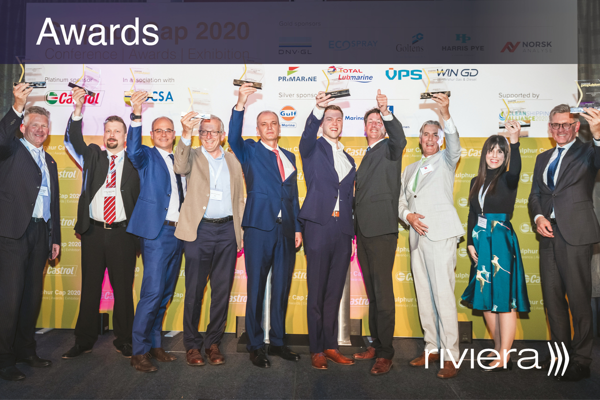 Riviera Awards identify excellence