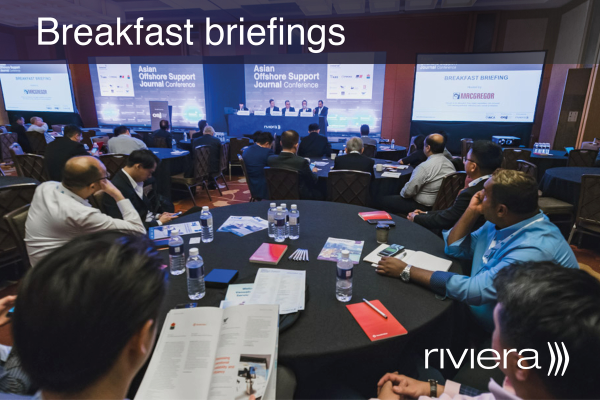 Riviera Breakfast Briefings
