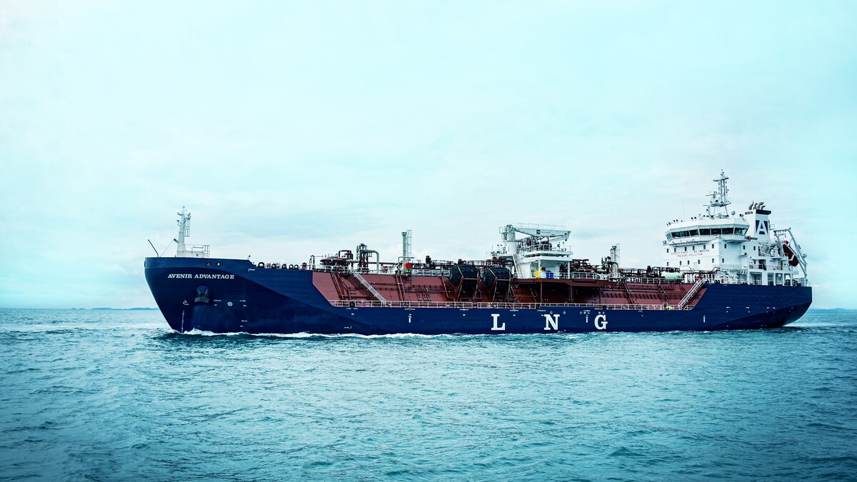 PETRONAS' LNG Bunkering Vessel (LBV) solution delivers cleaner fuel direct to off-shore customers.