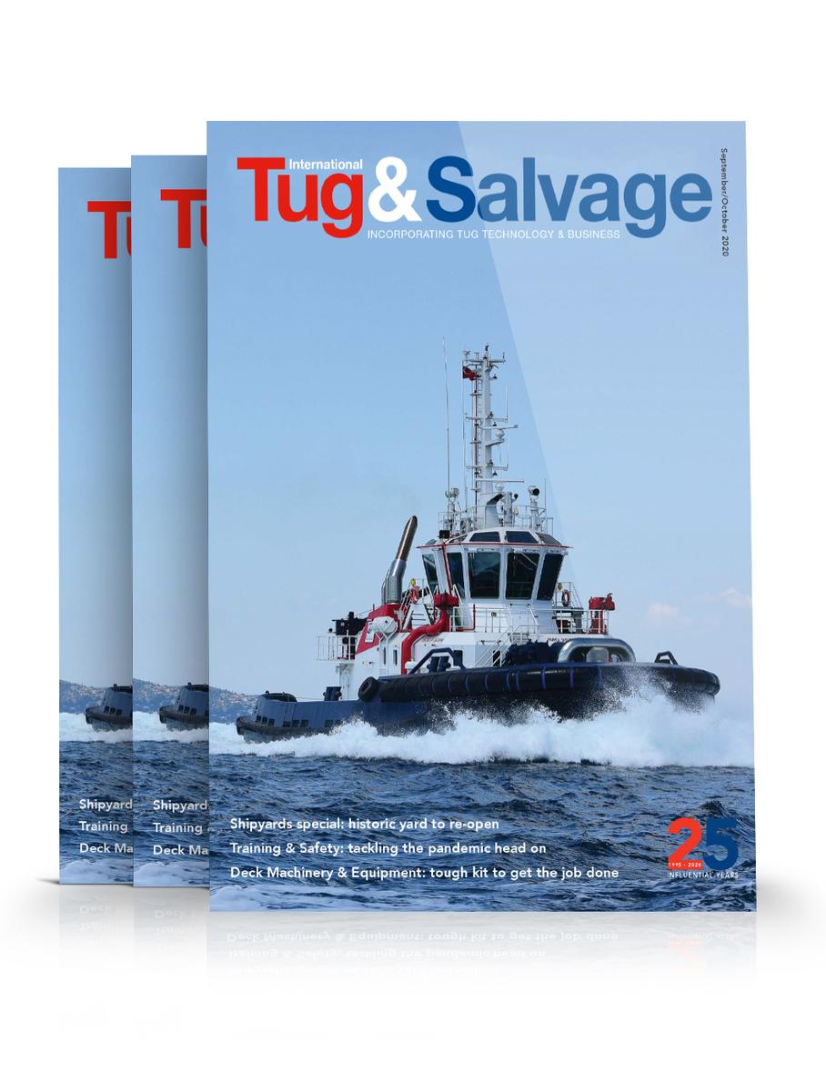International Tug & Salvage