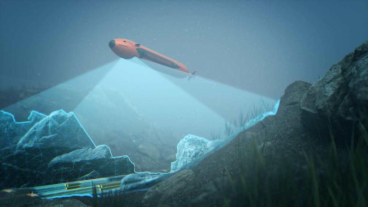 Kongsberg unveils long-range AUV