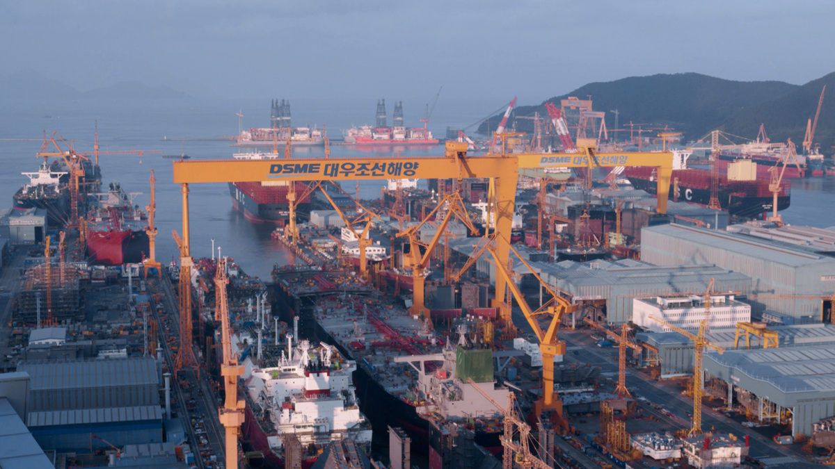 Kongsberg Maritime to supply deck machinery for Novatek-chartered LNGCs