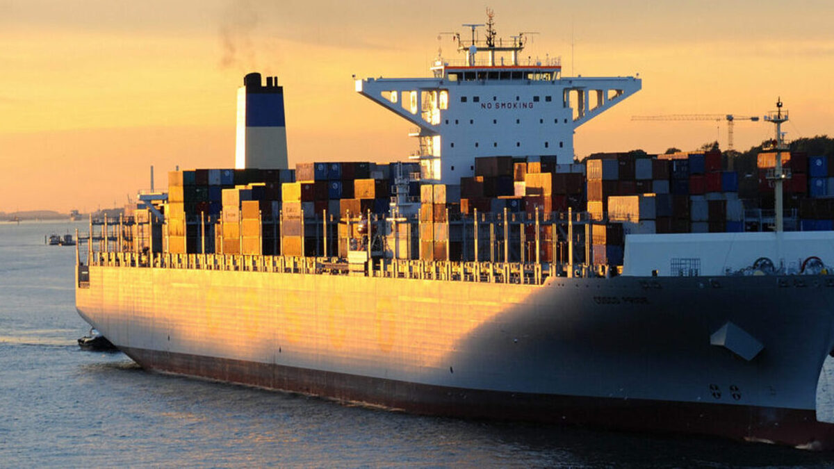 ZIM and Seaspan sign chartering agreement for LNG box ships (Image: Seaspan)