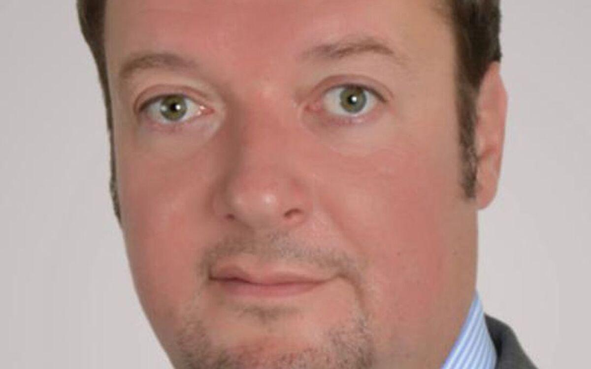 Christian Arndt P&O Maritime Logistics vice president logistics