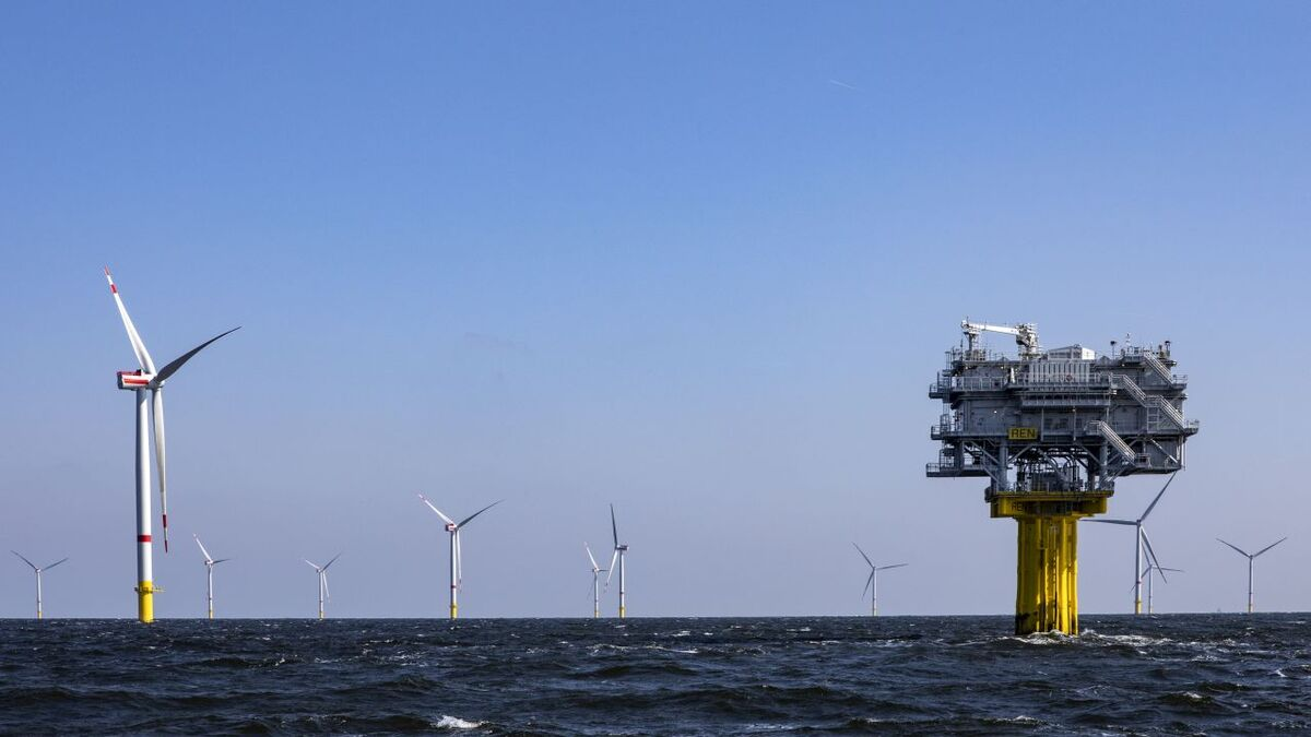 The offshore substations will be installed in the Dutch sector of the North Sea, with TenneT responsible for the grid connections