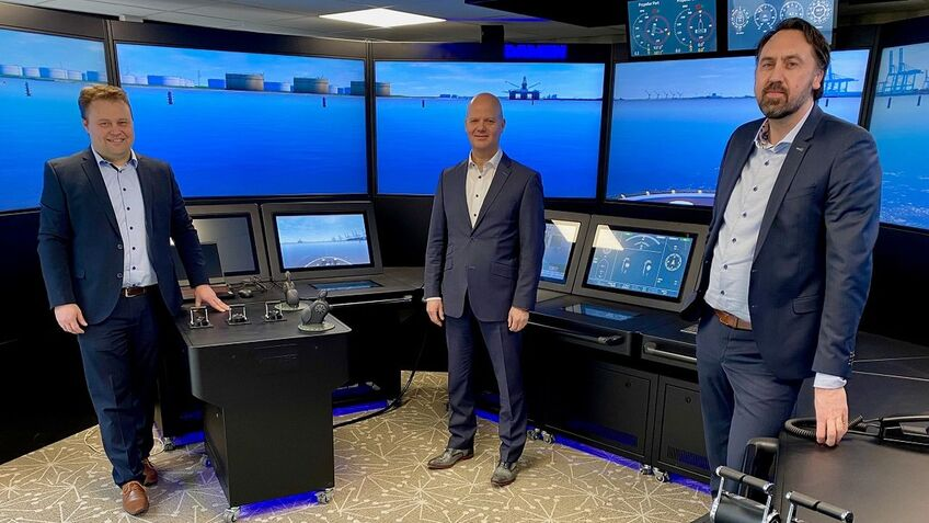 Damen forms alliance to accelerate autonomous vessel technology uptake