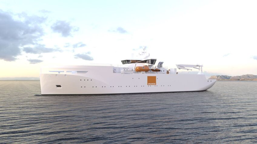 Vard gains contract to design new fibre-optic cable layer