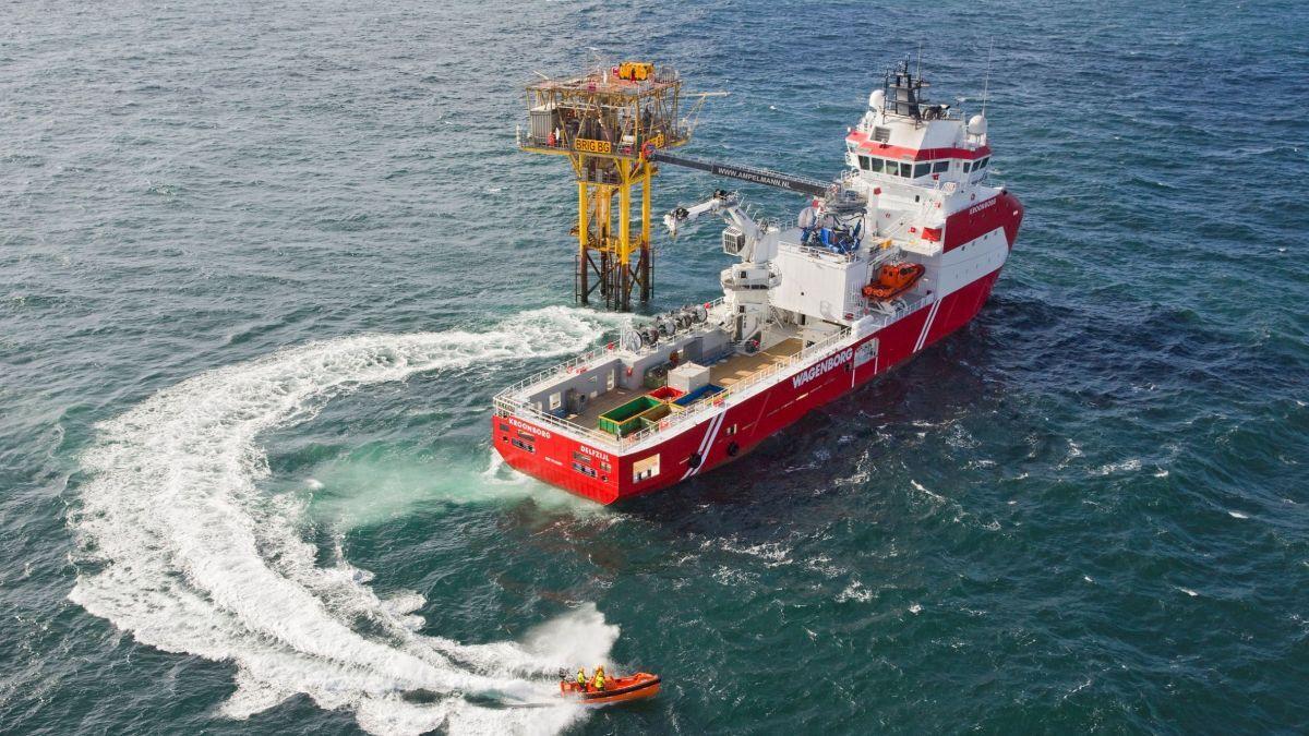 Kroonborg walk-to-work vessel: a Swiss army knife at sea (source: Kroonborg)
