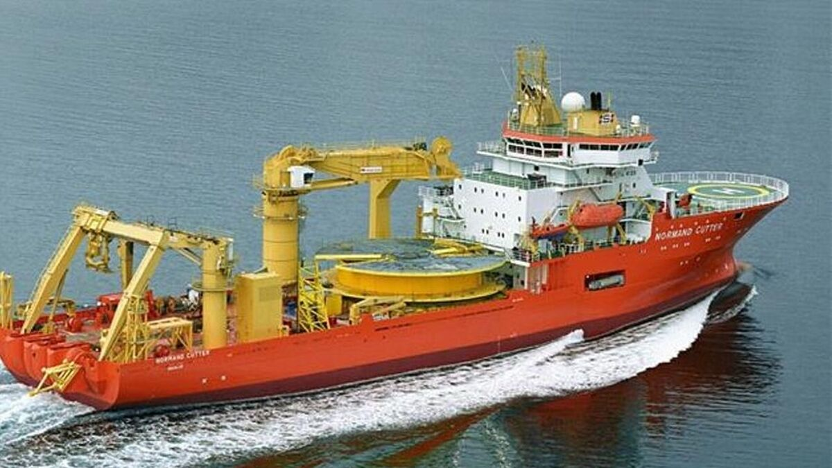 2001-built Normand Cutter CSV will be working for GMG in 2021 (source: Solstad)