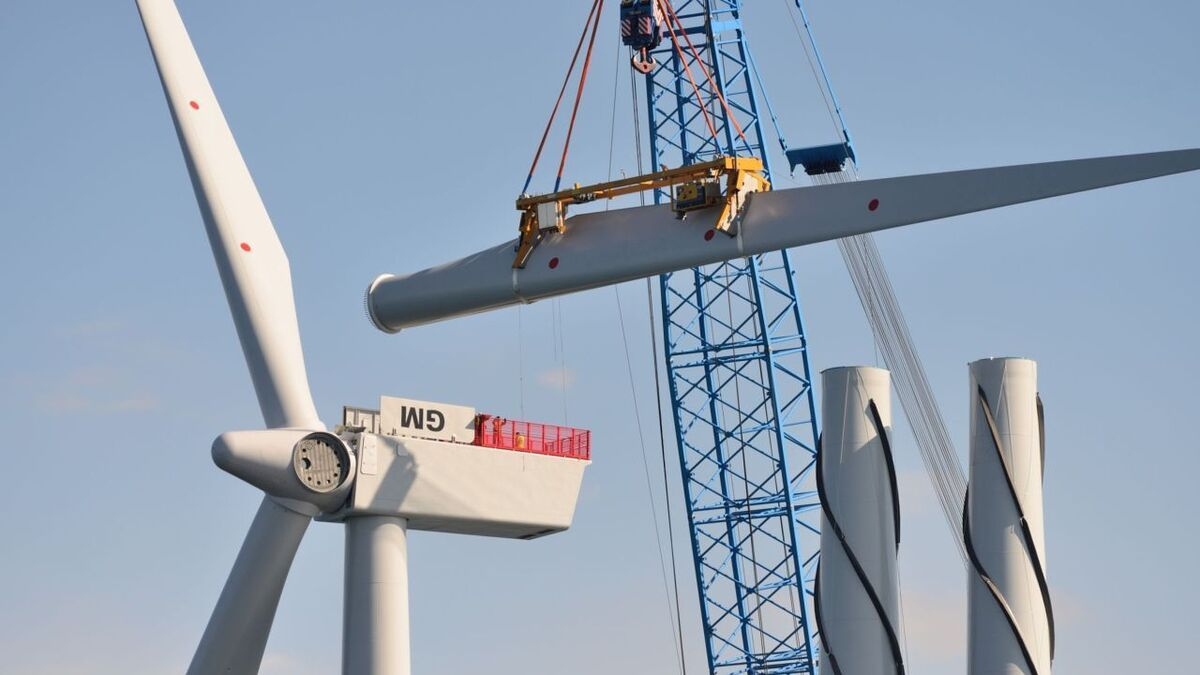 Global offshore wind capacity increased nearly 20% in 2020, despite Covid challenges