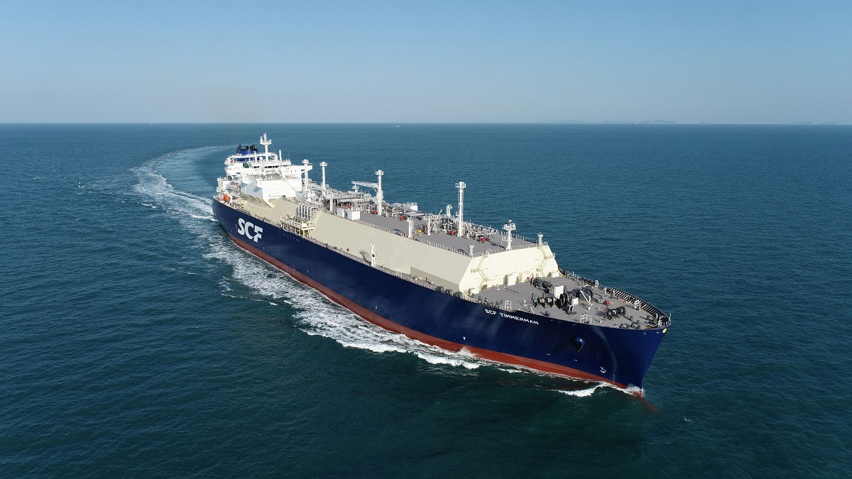 Total Energies charters two more LNG carriers from Sovcomflot