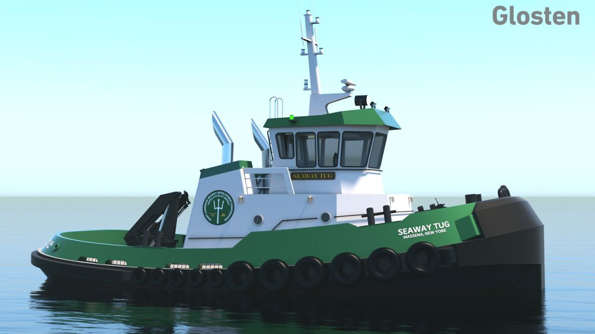 Designing the right headline winch for the 'do-it-all' tug