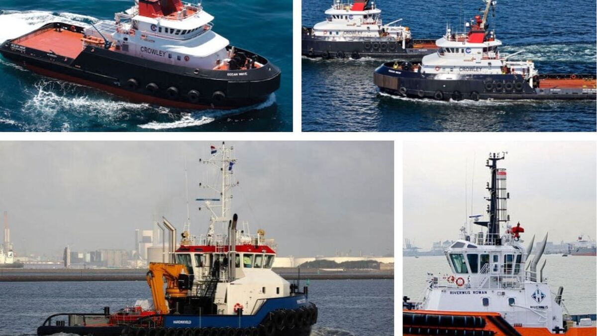 Tugs built to SeaTech Solutions designs in future could have batteries (source: SeaTech)