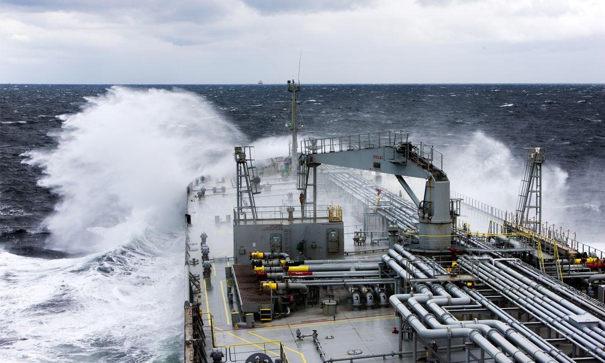 Tanker market is heading into heavy weather (source: WikiMedia)