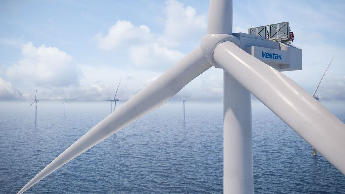 The first V236-15.0 MW prototype is to be installed in 2022, with series production scheduled for 2024