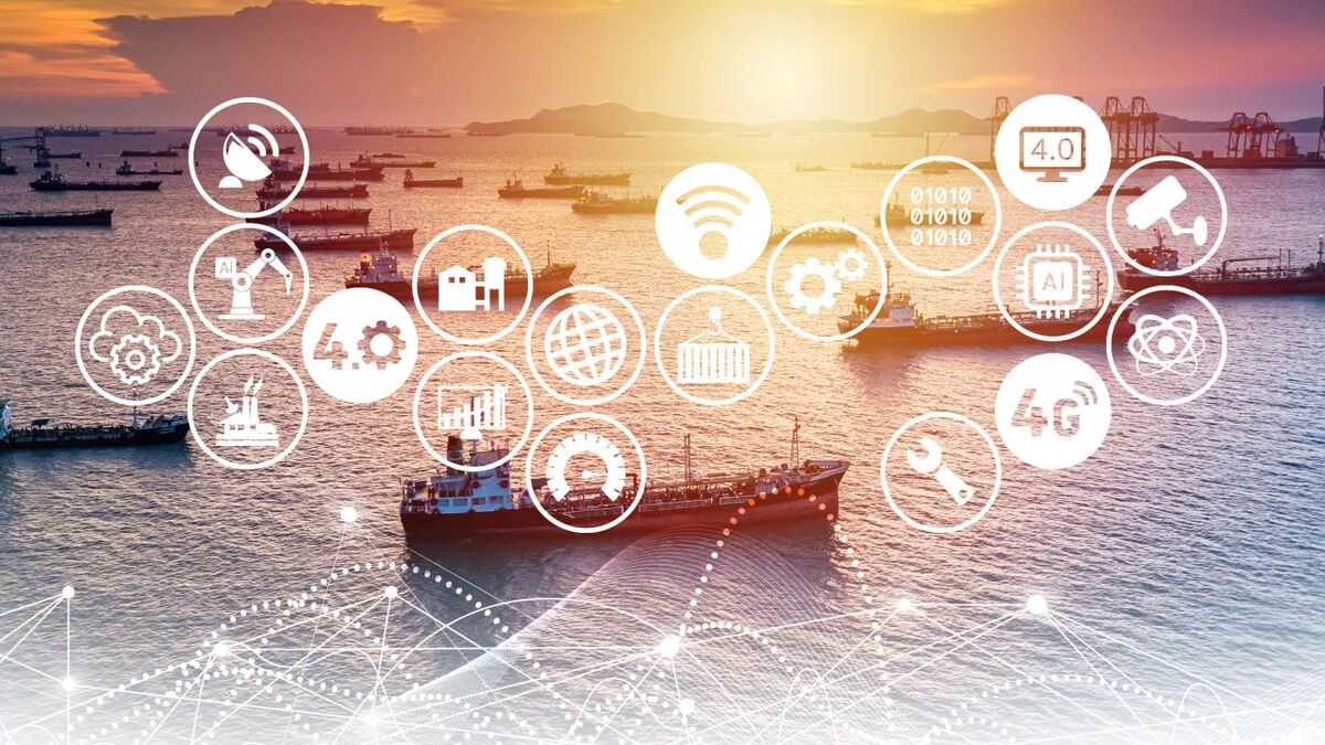 Connectivity and IoT tools combine for vessel optimisation (source: Elaborate)