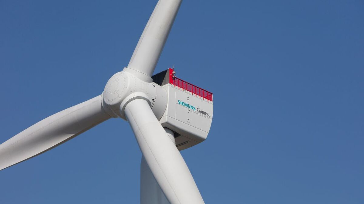 Contract executed for wind turbines for Hollandse Kust Noord