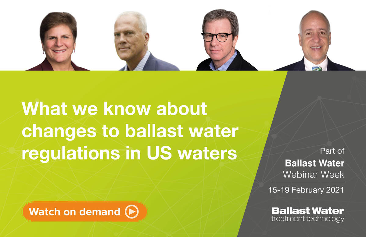 What we know about changes to ballast water regulations in US waters panel