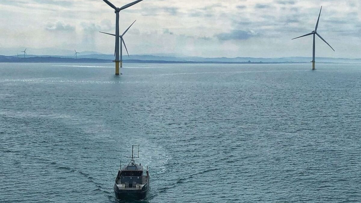 CWind Taiwan is providing survey services on all of the offshore wind projects in Taiwan