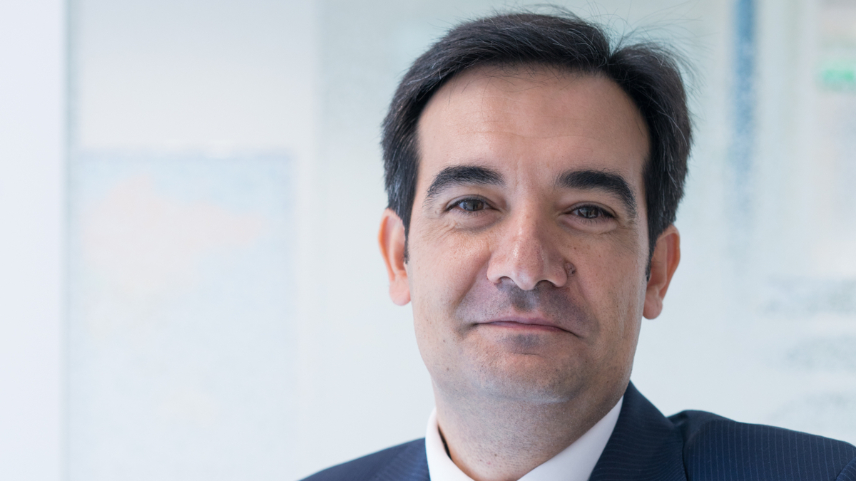 """Carlos Guerrero (Bureau Veritas):""""The LNG bunkering market is evolving to provide fuel availability in main bunkering hubs"""" (source: BV)"""