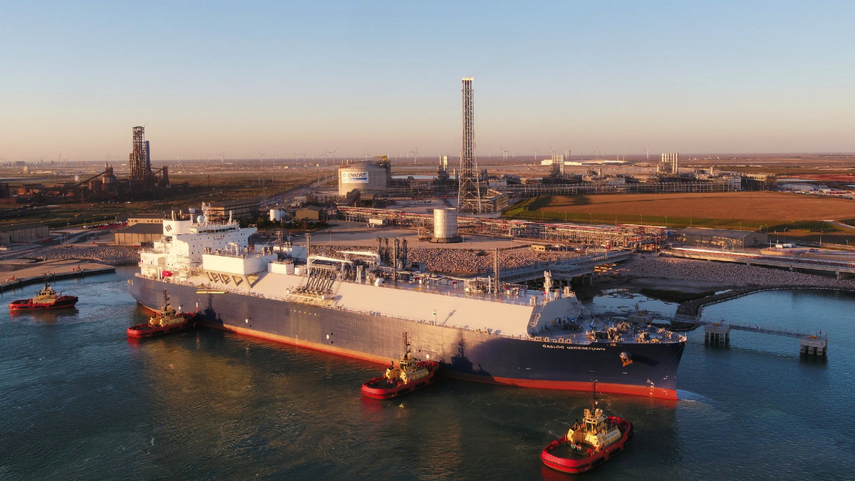 Cheniere to provide carbon footprint of LNG cargoes