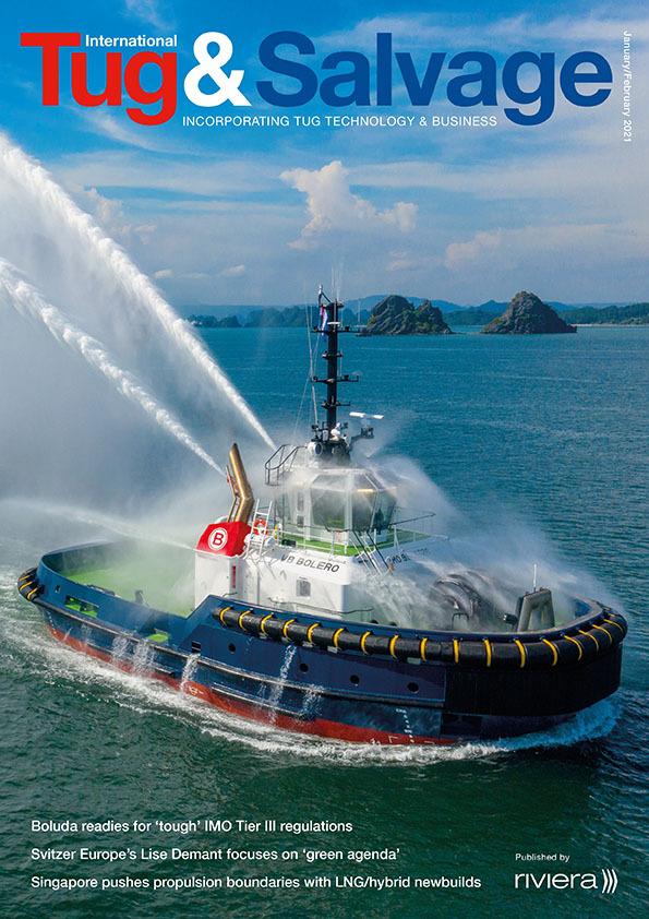 International Tug & Salvage Jan/Feb 2021 now published