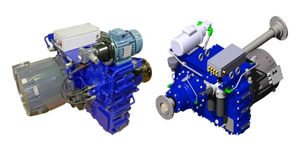 Hybrid gearboxes cut fuel costs and emissions