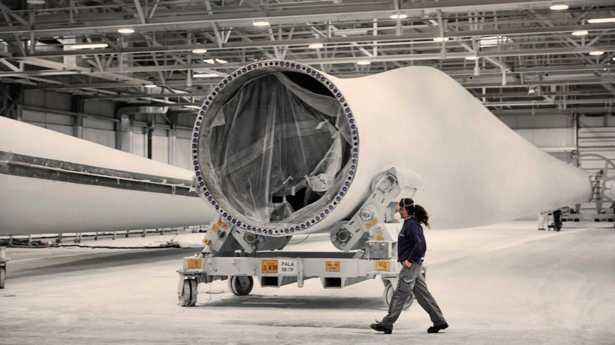Turbine manufacturing will create most of new jobs, accounting for 54% of the total, as leading manufacturers expand