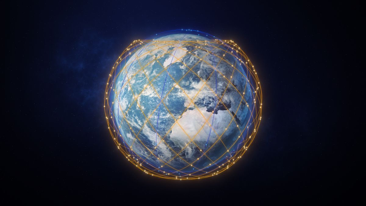 Telesat's LEO constellation architecture will initially comprise of 298 satellites