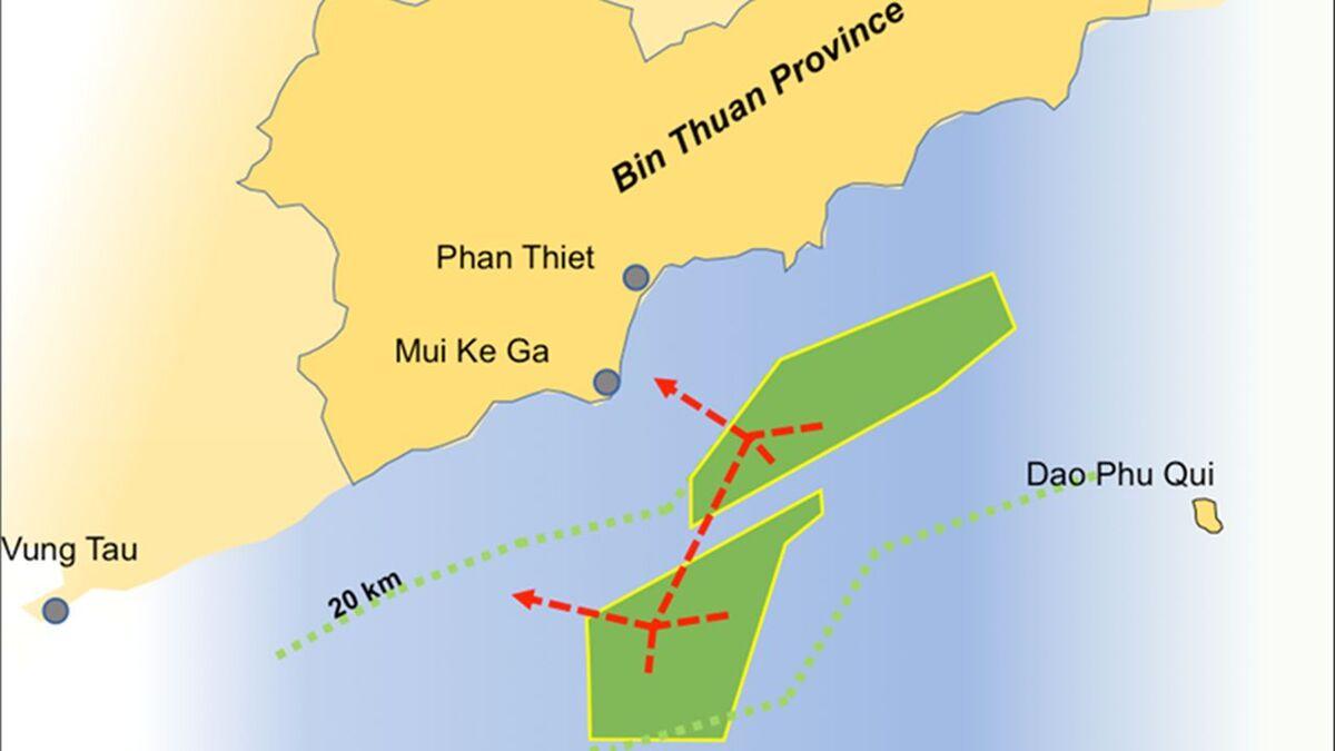 Enterprize Energy commences survey work for 3.4-GW Thang Long offshore wind project