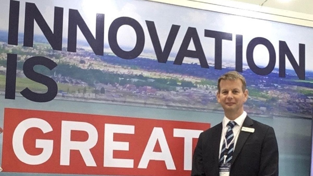 Tom Chant (SMI): This is a must-attend event for British shipbuilding and engineering (source: SMI)