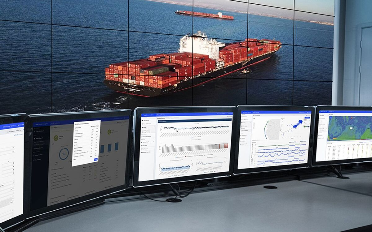 Tres Solutions' control room will have NAVTOR e-navigation data (source: NAVTOR)