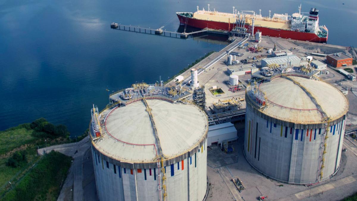 Reganosa will operate an LNG terminal in Sardinia, Italy (Image: Reganosa)