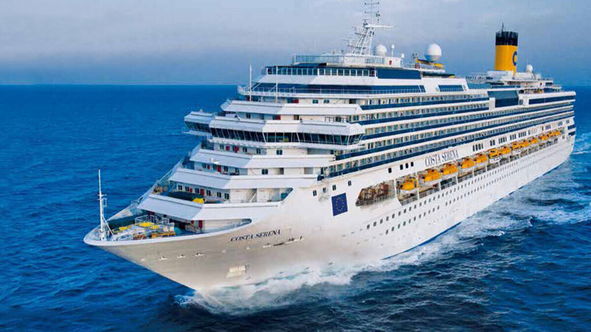 TECO is expanding its services to include the hotel side of cruise ships such as the Costa Serena (pictured) (Image: Costa Cruises/TECO Solutions)