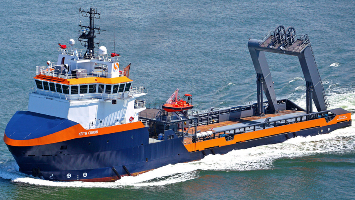 SEACOR Marine's fleet of AHTS vessels support offshore drilling and subsea construction work (source: SEACOR Marine)