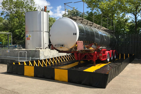 Why flexibility is the key to effective spill containment