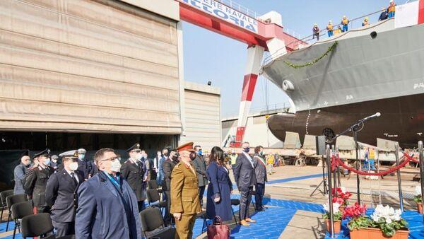 Hybrid propulsion SAR and patrol vessel delivered to Malta