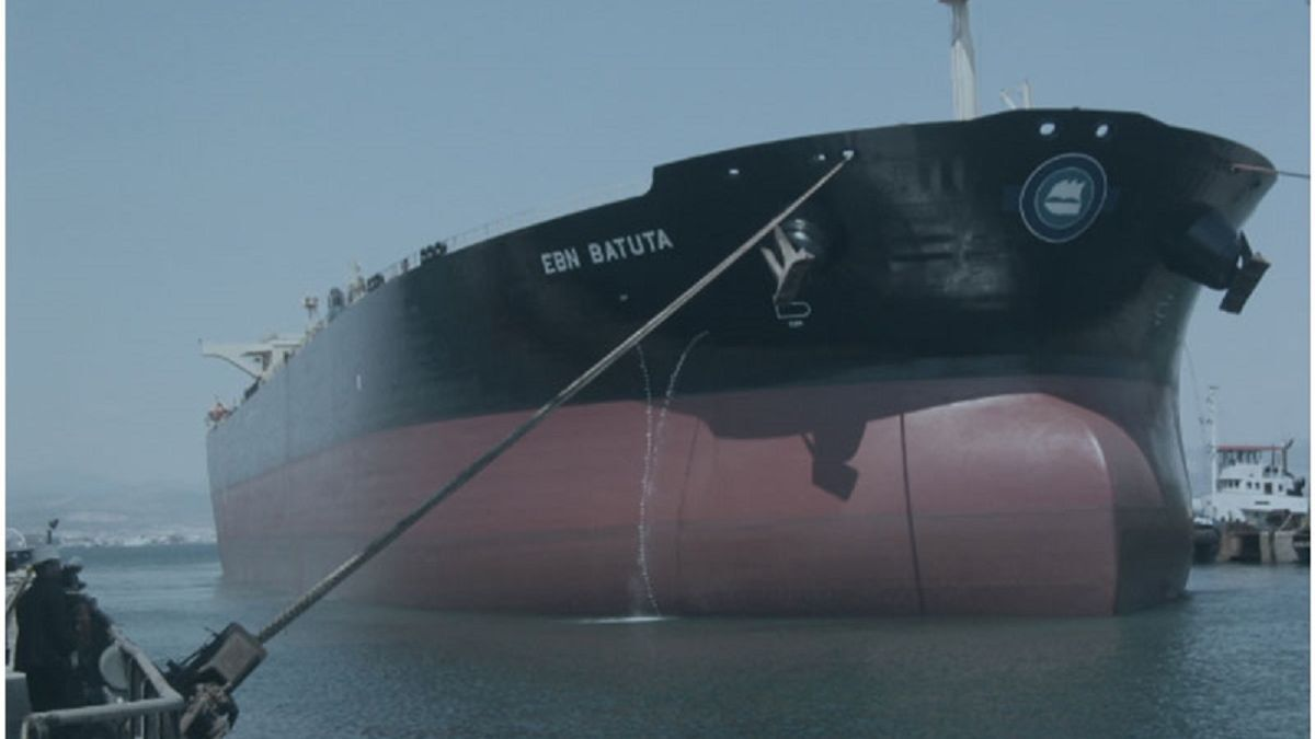 Aframax tanker Emerald (ex-Ebn Batuta) was listed for sale by GNMTC in December 2019 (source: GNMTC)