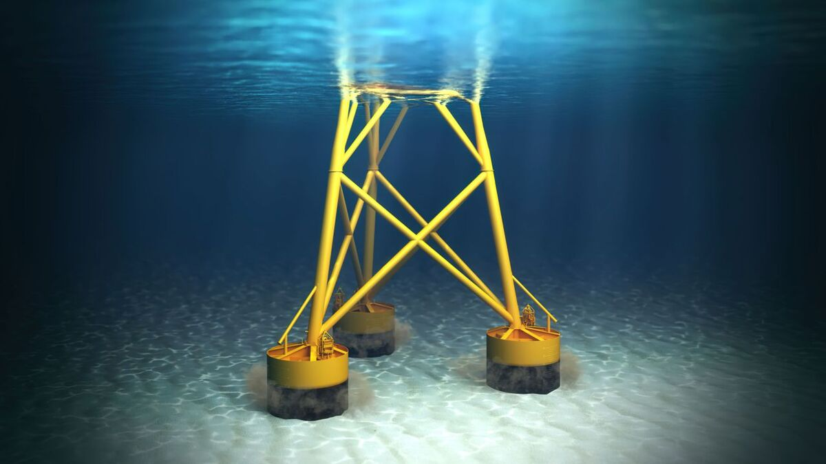 Saipem will use the Framo pumps to secure and safely anchor foundations for the Seagreen windfarm to the seabed