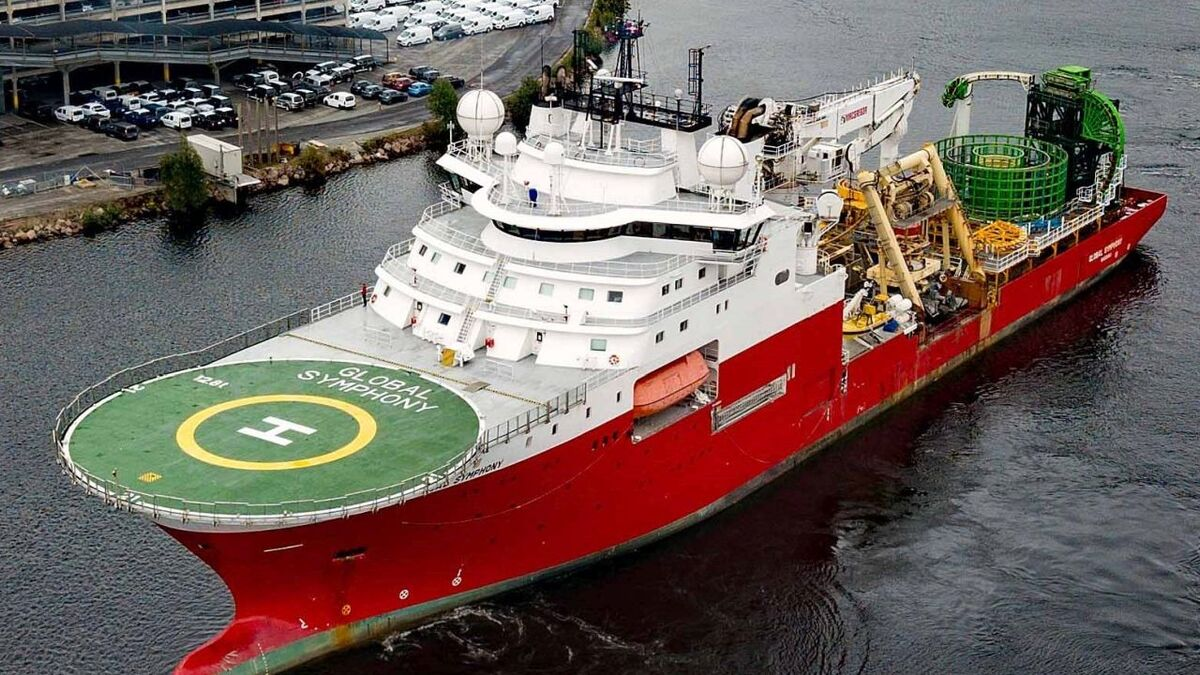 The agreement gives Equinor access to vessels including Global Symphony and Normand Clipper