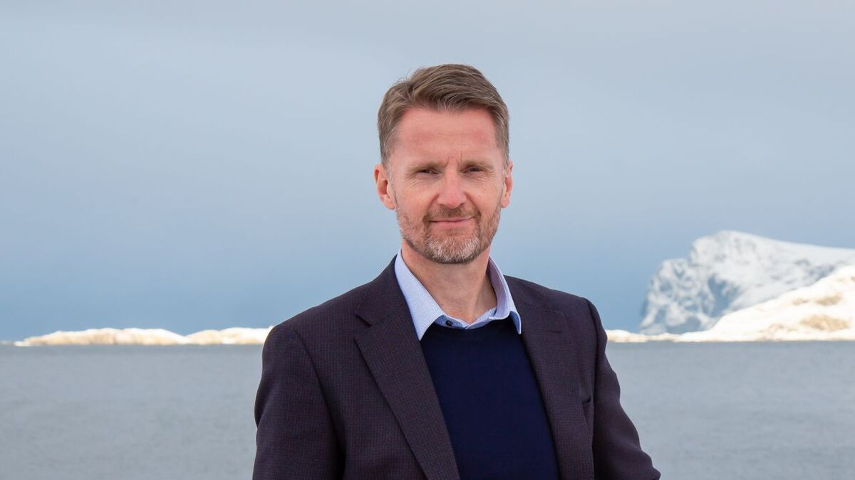 HAV Group CEO Gunnar Larsen (HAV Group): We are establishing HAV Group to further enhance innovation so we can steer the maritime industry through the green shift
