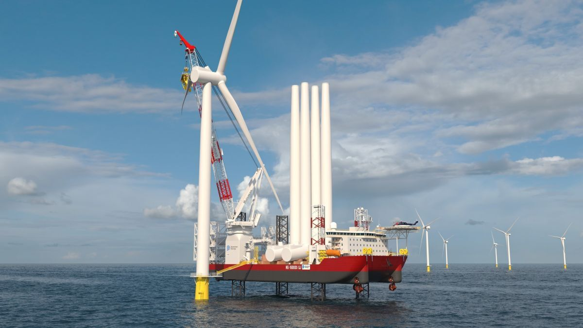Offshore wind goals 'threatened by dearth of suitable vessels'