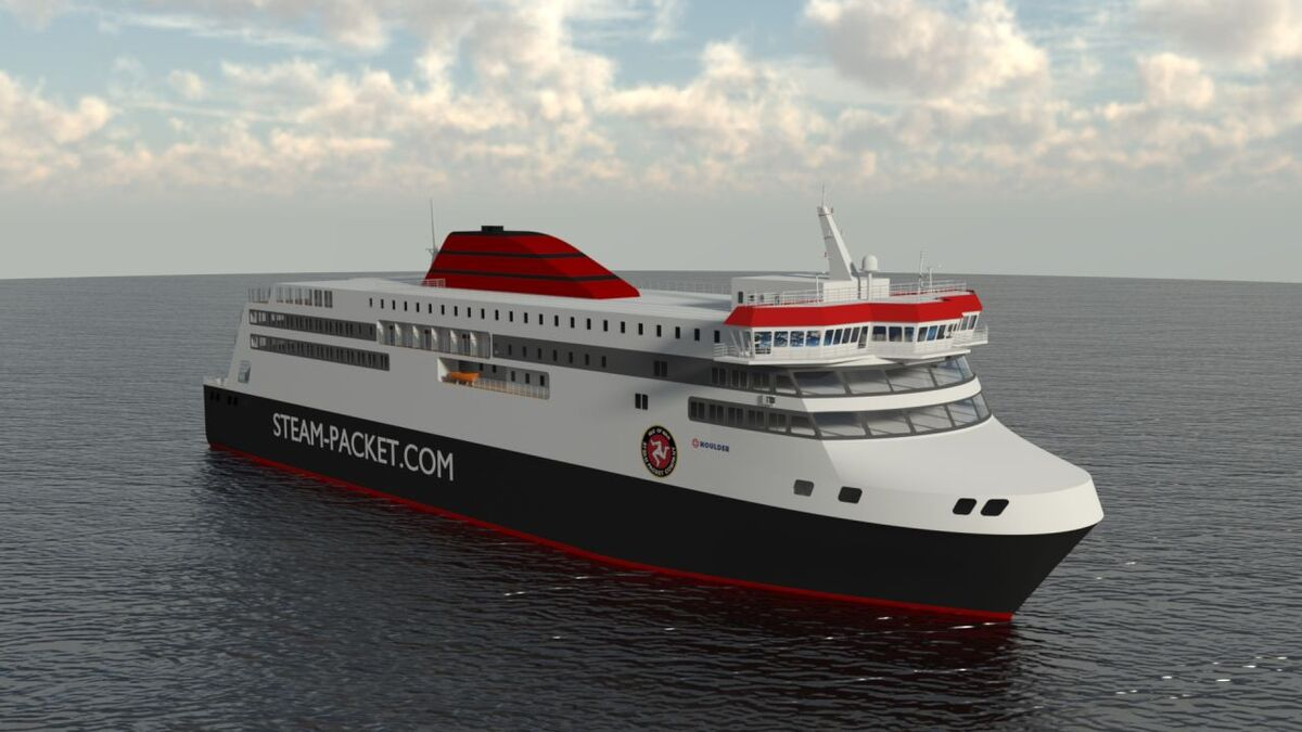Isle of Man Steam Packet Company selects safety solutions for flagship ropax