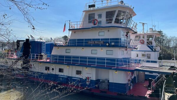 Parker adds newbuild towboat to fleet