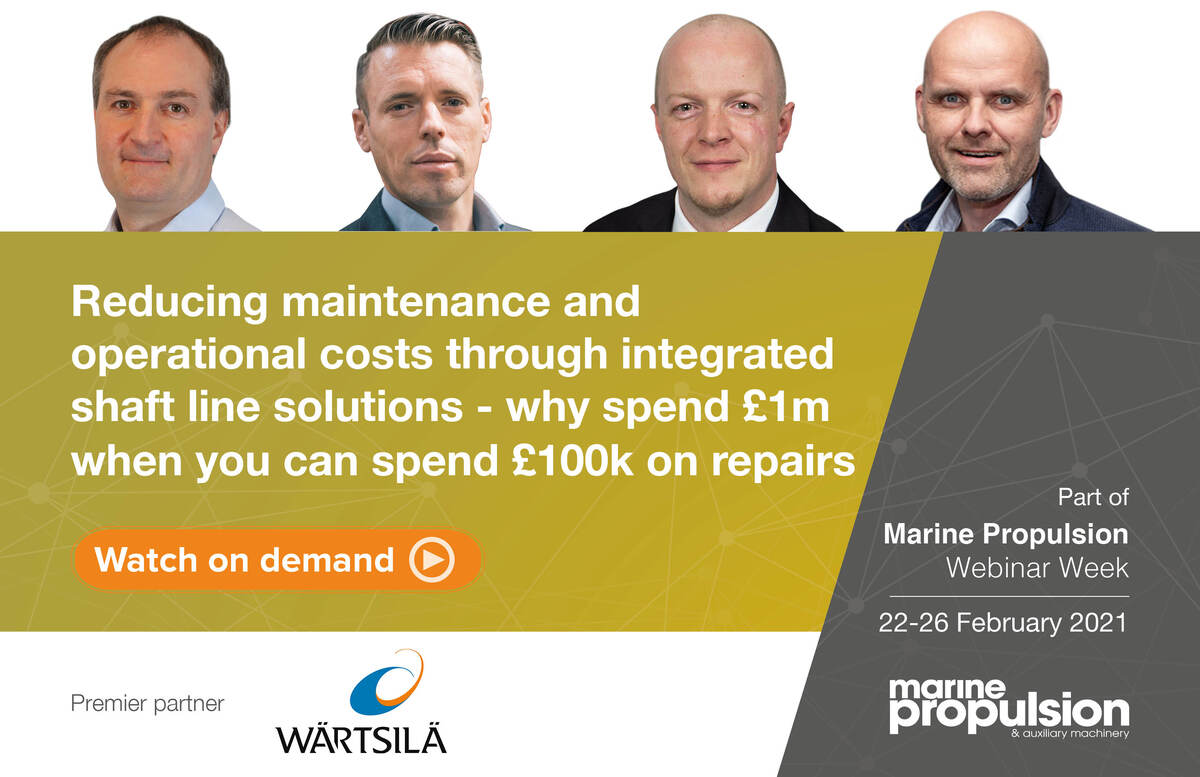 Reducing maintenance and operational costs through integrated shaft line solutions