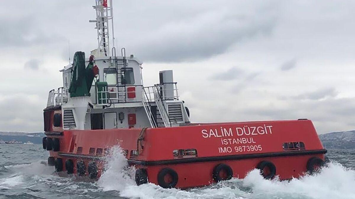 Salim Düzgit was extended by Sanmar with Robert Allan's design (source: Robert Allan)