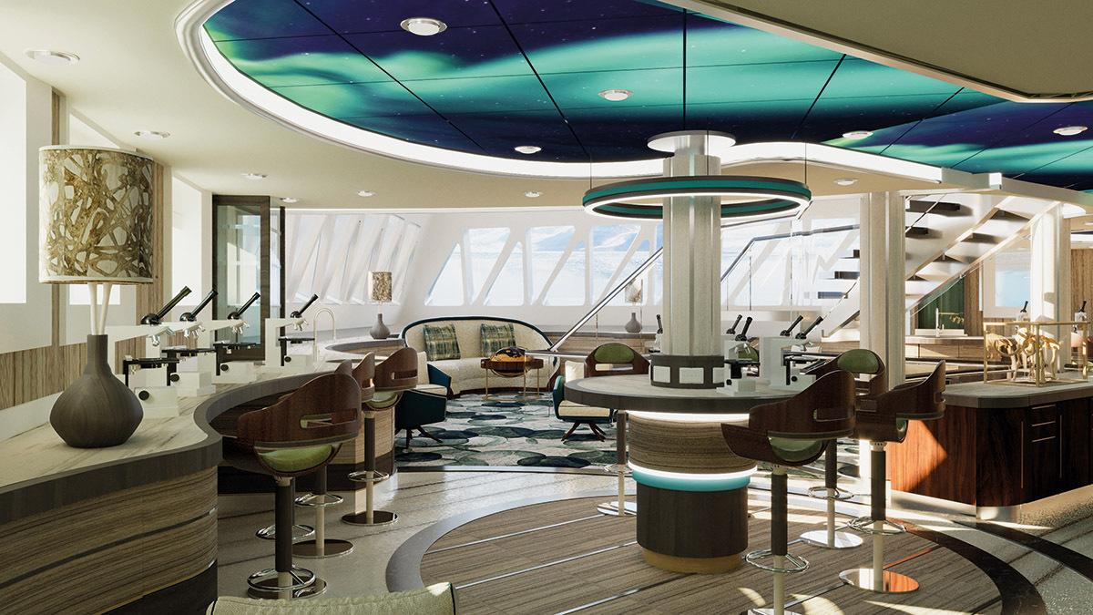 Cruise ship design: meeting a new normal