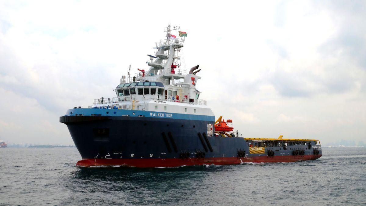 Tidewater modernises fleet VSAT